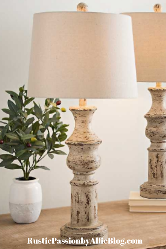 15 Affordable Vintage Farmhouse Lamps That You Need For Your Home Farmhouse Lamps Farm House Living Room Lamps Living Room