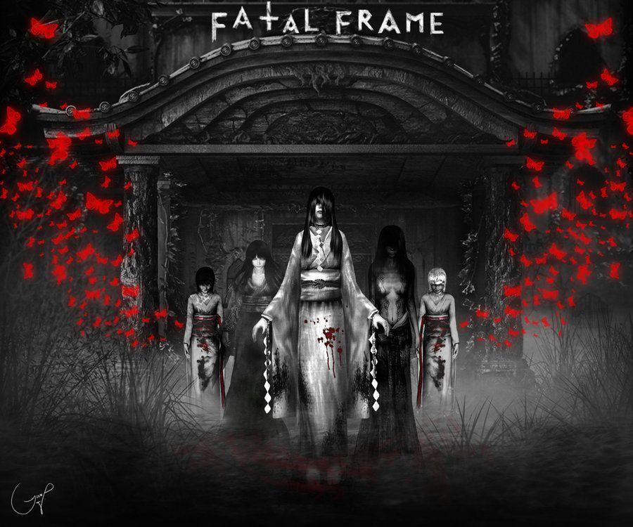 Fatal Frame скачать игру img-1