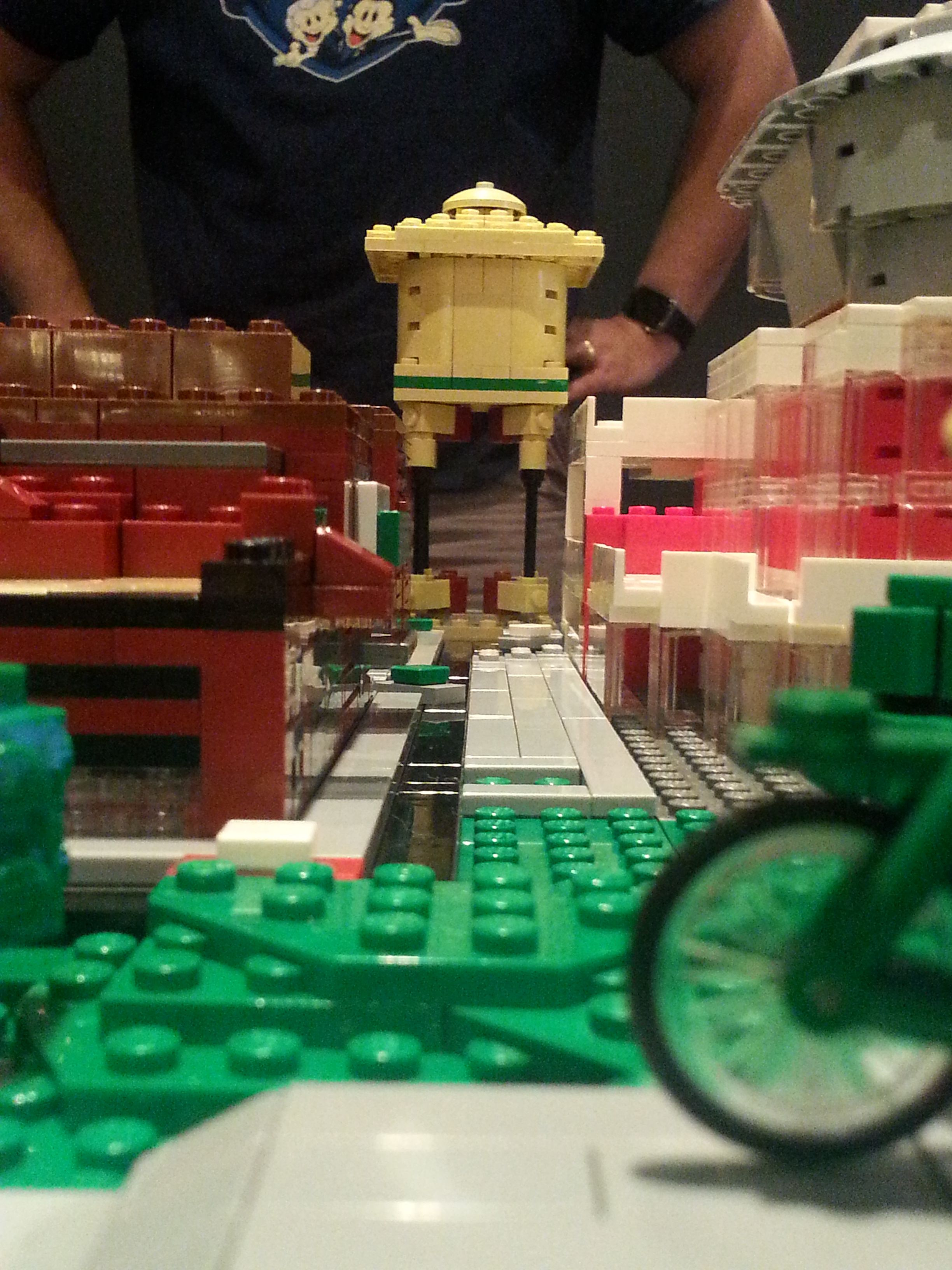 Lego union college build 2015 created by lolug union