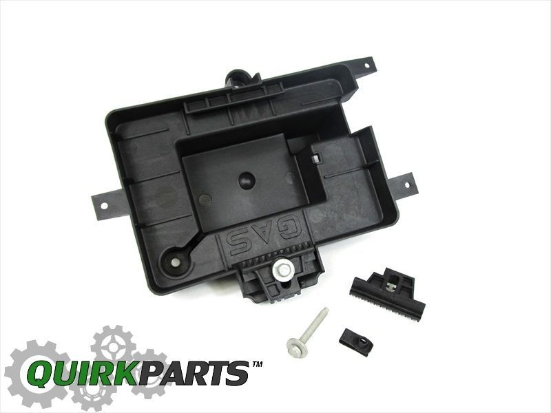 Details About 09 10 Dodge Grand Caravan Chrysler Town Country Battery Tray Holder Kit Mopar Grand Caravan Caravan Mopar