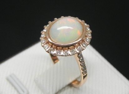 Coloured Engagement Rings: Would You Dare