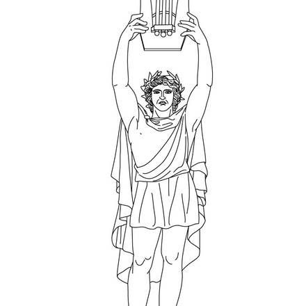 Greek Gods Coloring Pages 20 Free Online Coloring Books Printables For Kids Greek Gods Apollo Greek Mythology Coloring Pages