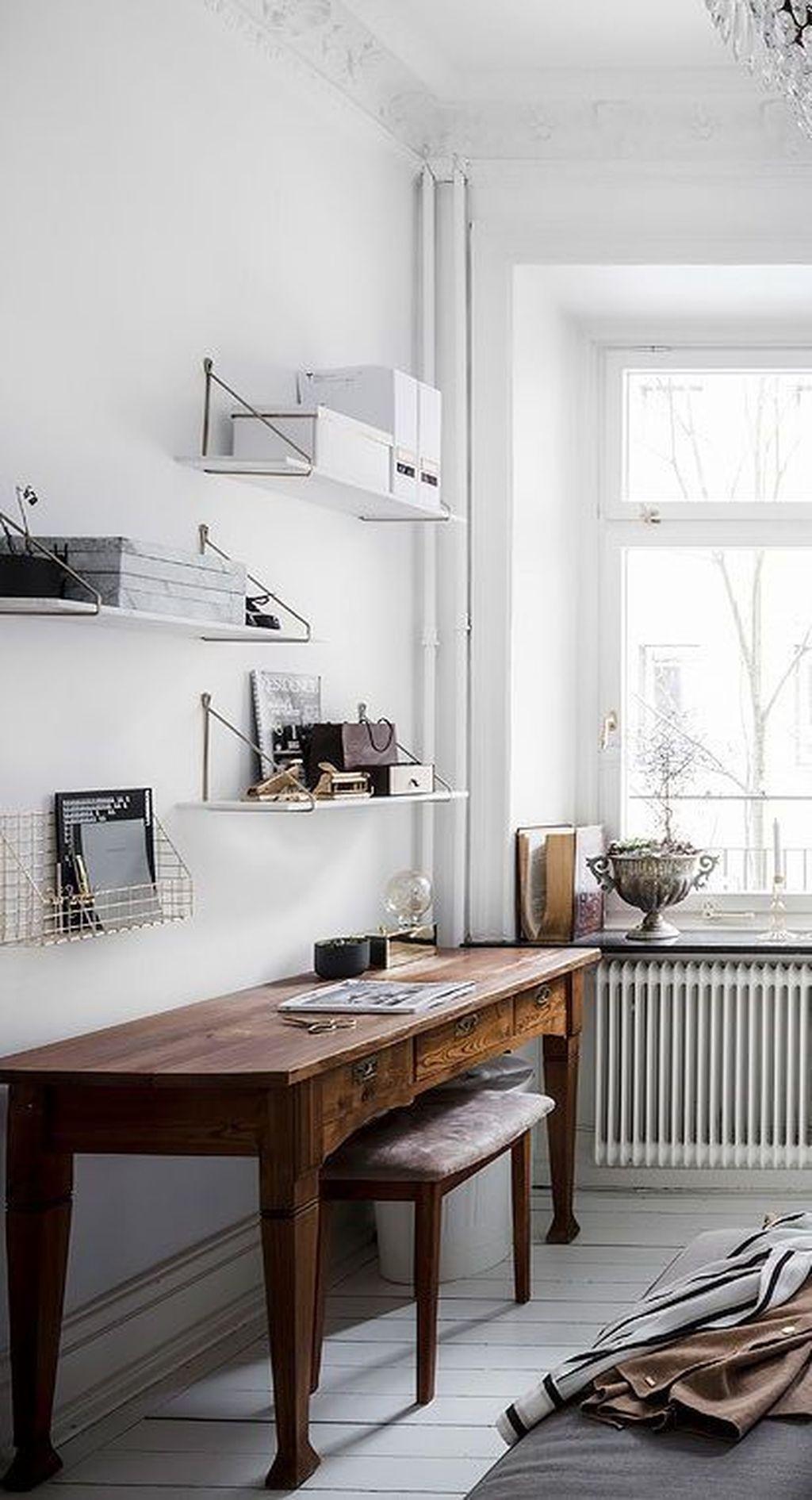 20 Fabulous Scandinavian Interior Design Ideas Trendhmdcr In 2020 Classic Bedroom Home Office Design Scandinavian Interior Design
