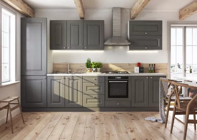 Kuchnia Bella Nowosc Raty 0 Realizacja 3 Dni Poznan Lazarz Olx Pl Kitchen Furniture Kitchen Cabinets Kitchen