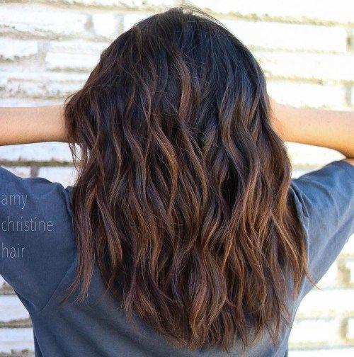 Photo of 60 peinados más magnetizantes para cabello ondulado grueso