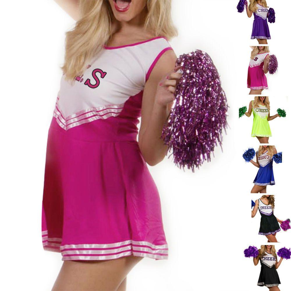 Cheap cheerleading uniforms fancy dress