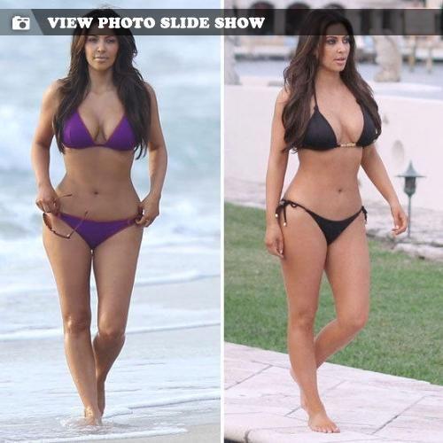f65f6cc097 Kim Kardashian plastic surgery
