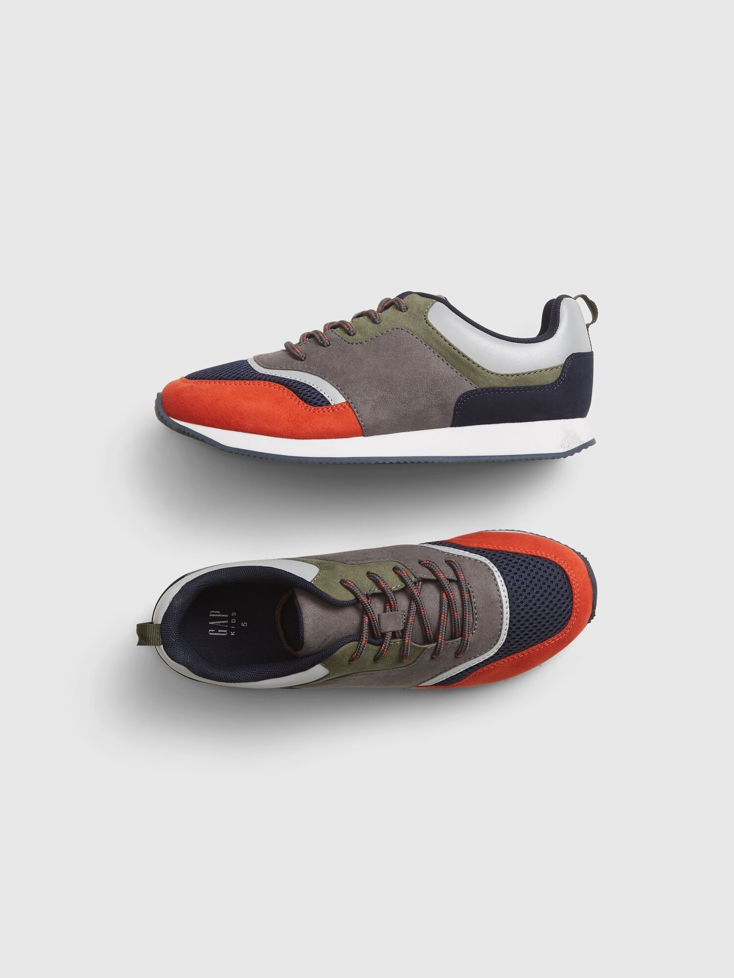Kids Multi Colored Sneakers Gap Eu Kid Shoes Boys Shoes Kids Toddler Shoes