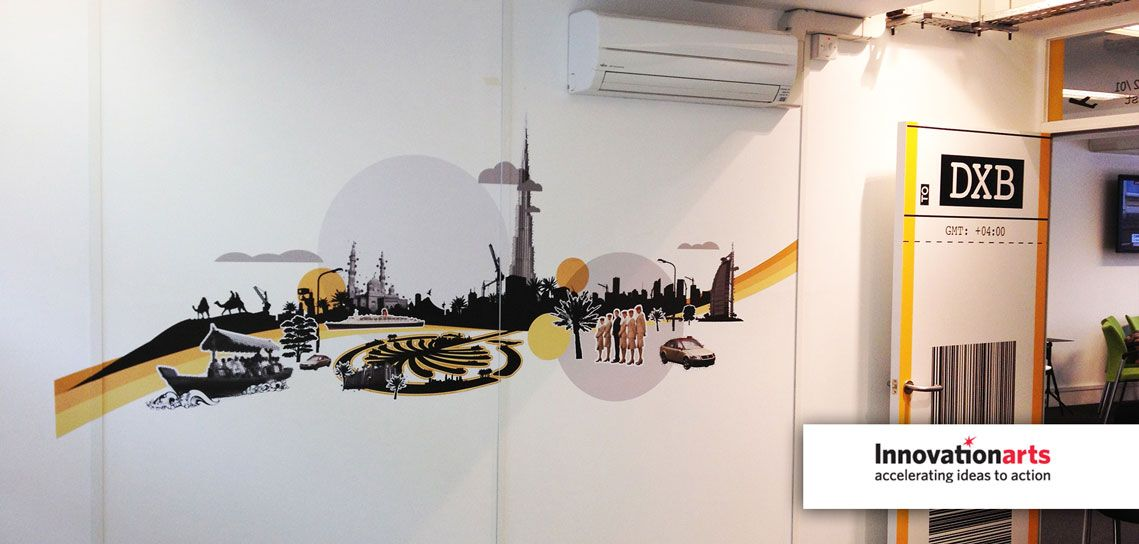 dubai wall stickers | wall stickers | pinterest | office wall