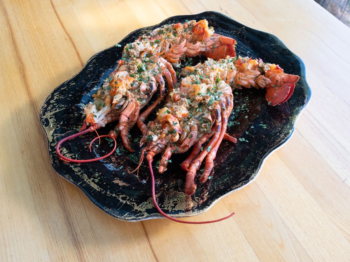 Lobster Thermidor Recipe in 2020 Lobster thermidor