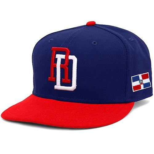 Gorra de Dominicana en el Clasico Mundial  d58243990e3