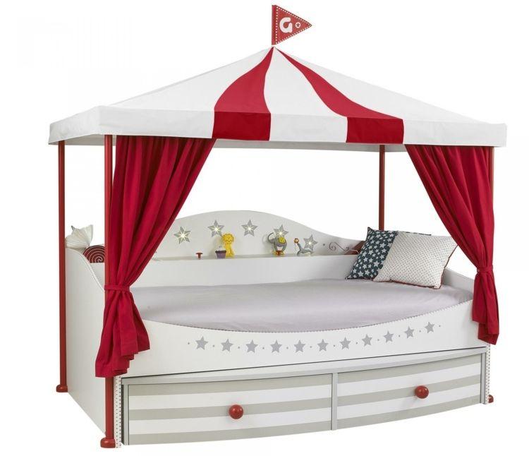 Bett Mit Stauraum Ist Eine Praktische Alternative Fürs Kinderzimmer
