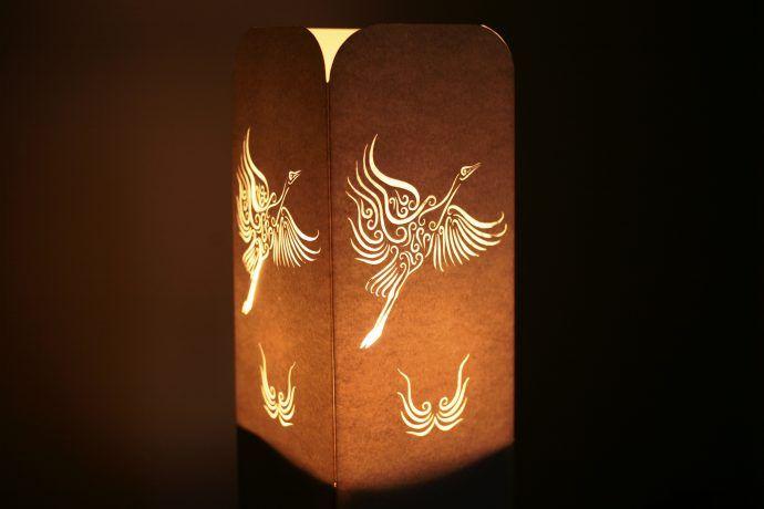 Lampade di carta di martin schmid ideare casa