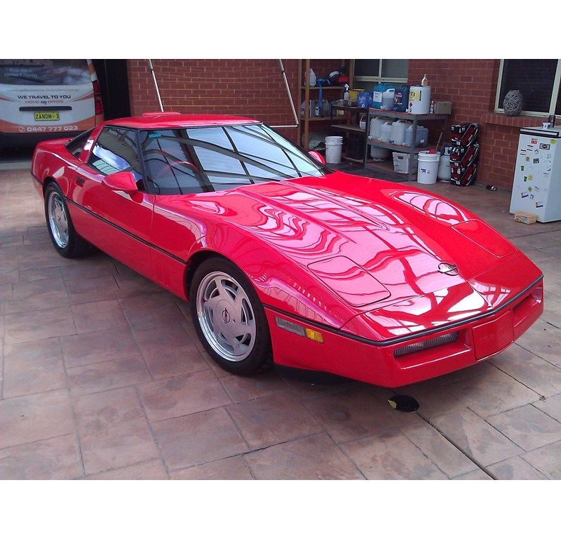 1989 CHEVROLET CORVETTE C4 for sale | Trade Unique Cars Australia ...