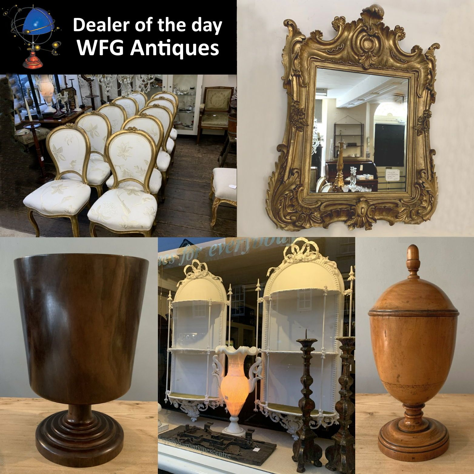 Pin On Antique Dealer Of The Day