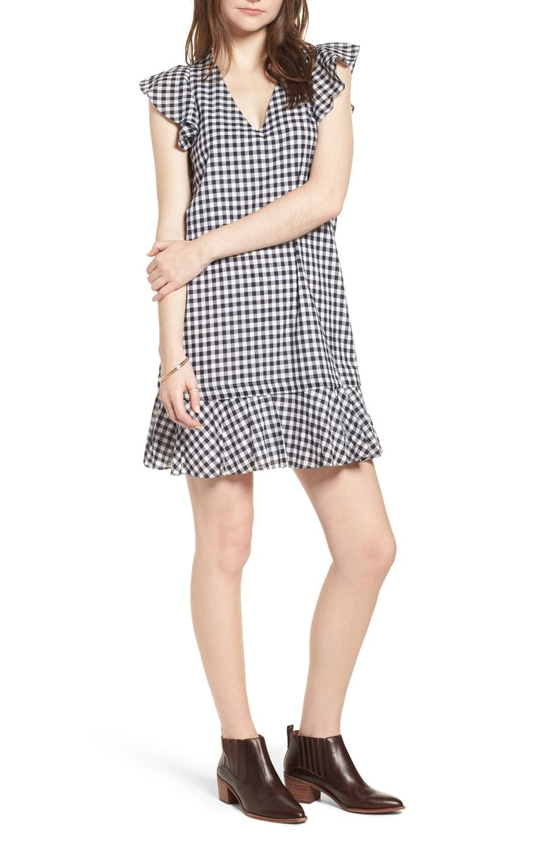 e627b04cc54c 2018 NORDSTROM ANNIVERSARY SALE! Early Access  7 12-7 19. Public Access   7 20-8 5. Check out this cute summer gingham dress. Lisa J on YouTube  looked very ...