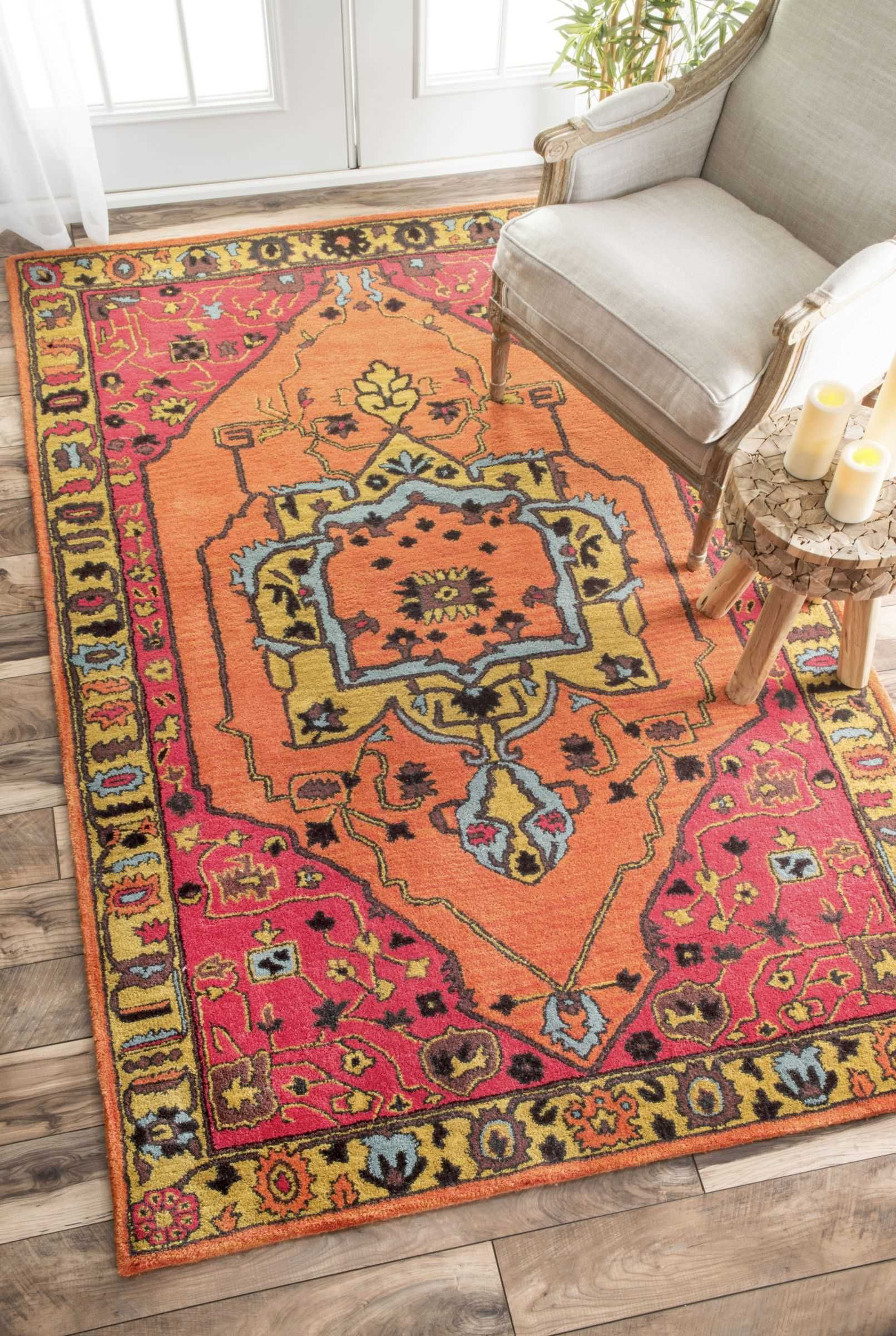 For A Touch Of Warmth And Comfort Select Handmade Rug From Rugs Usa We Have The Perfect Hand Woven Your Living E Check Out Our Selection
