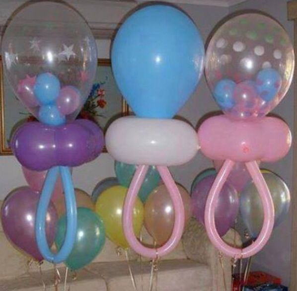 baby shower balloon ideas baby shower ideas pinterest baby