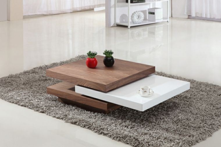 Bamboo Coffee Table Will Provide Elegance and Grace Wood coffee