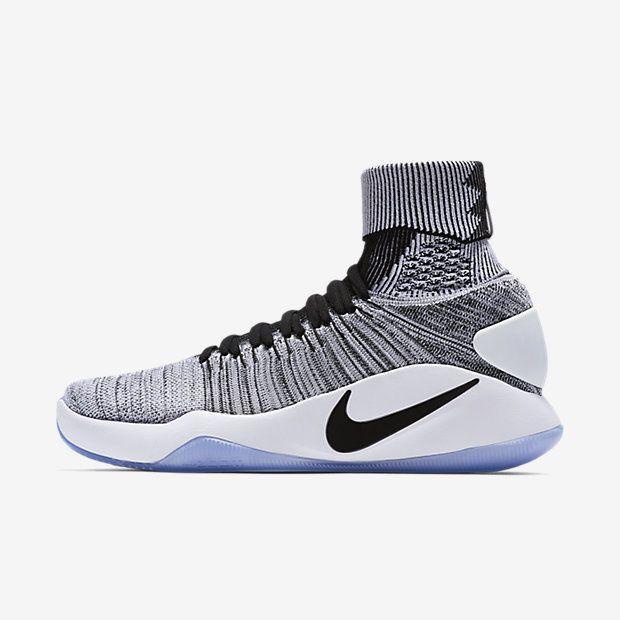 16298b410c00 Nike Hyperdunk 2016 Flyknit Men s Basketball Shoe