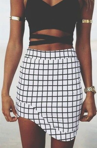e028f4c2206 ... white geometric cubes grunge pale instagram tumblr tumblr outfit summer  summer outfits shorts top cute indie boho bohemian vintage hipster chanel  vogue
