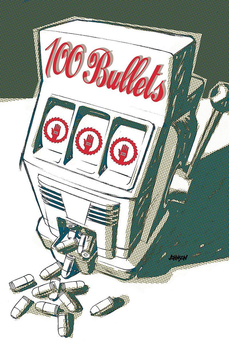 100 Bullets #84