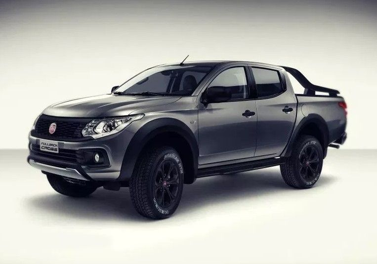 2020 Fiat Fullback Cross Redesign With New Concept Dengan Gambar