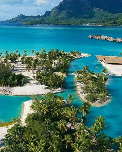 Kawaii Island Go Vacation: BoRa BoRa Island #aromabotanical Beach Fashion, Cute