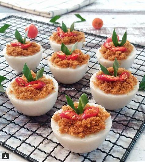 Resep Kue Talam Abon Gurih Dan Lezat Resep Kue Komplit Rkkblog Makanan Dan Minuman Resep Kue Resep