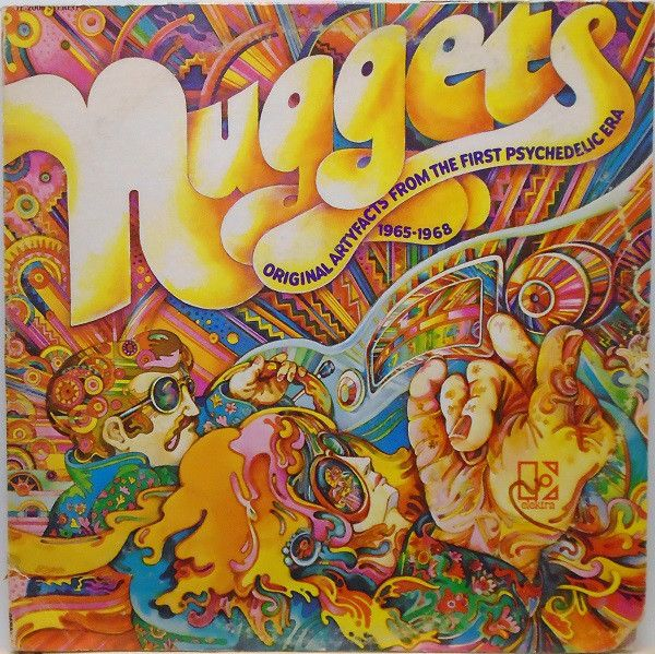 Various Nuggets Original Artyfacts From The First