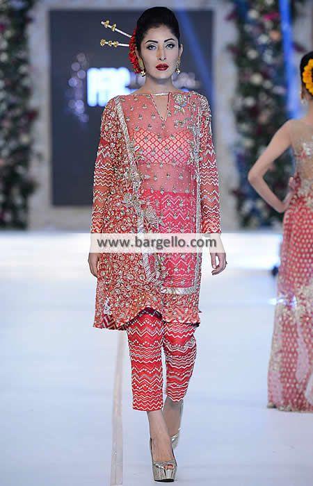Karma PLBW Dresses Milton UK Pakistani Designer Party Dresses