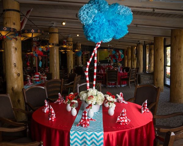 Awesome A Dr. Seuss Baby Shower Held At The Carefree Resort U0026 Spa In Carefree,