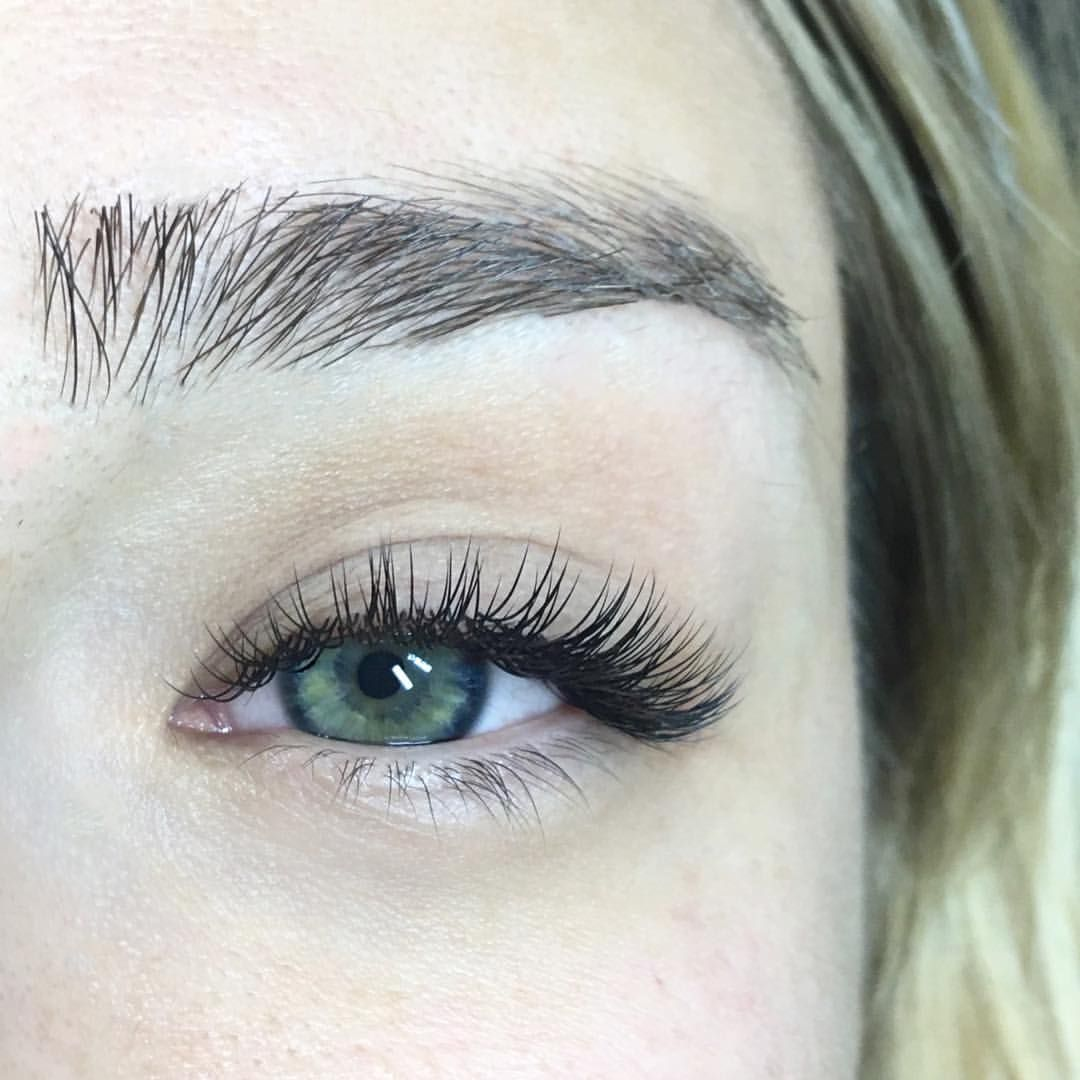Lashes Lash Extensions Classic Style Design