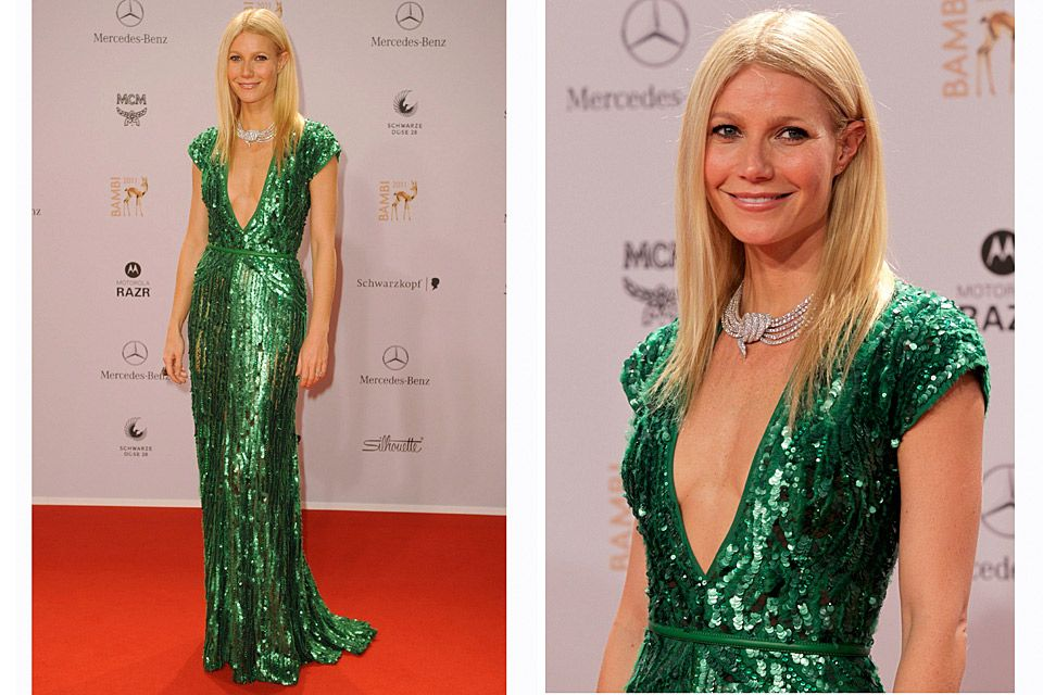 Oh, Gwyneth, you are perfect.
