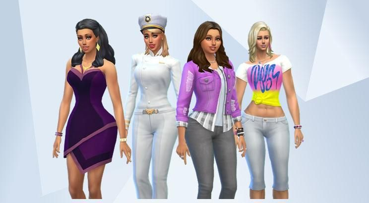 Check out this household in The Sims 4 Gallery! | The Sims 4