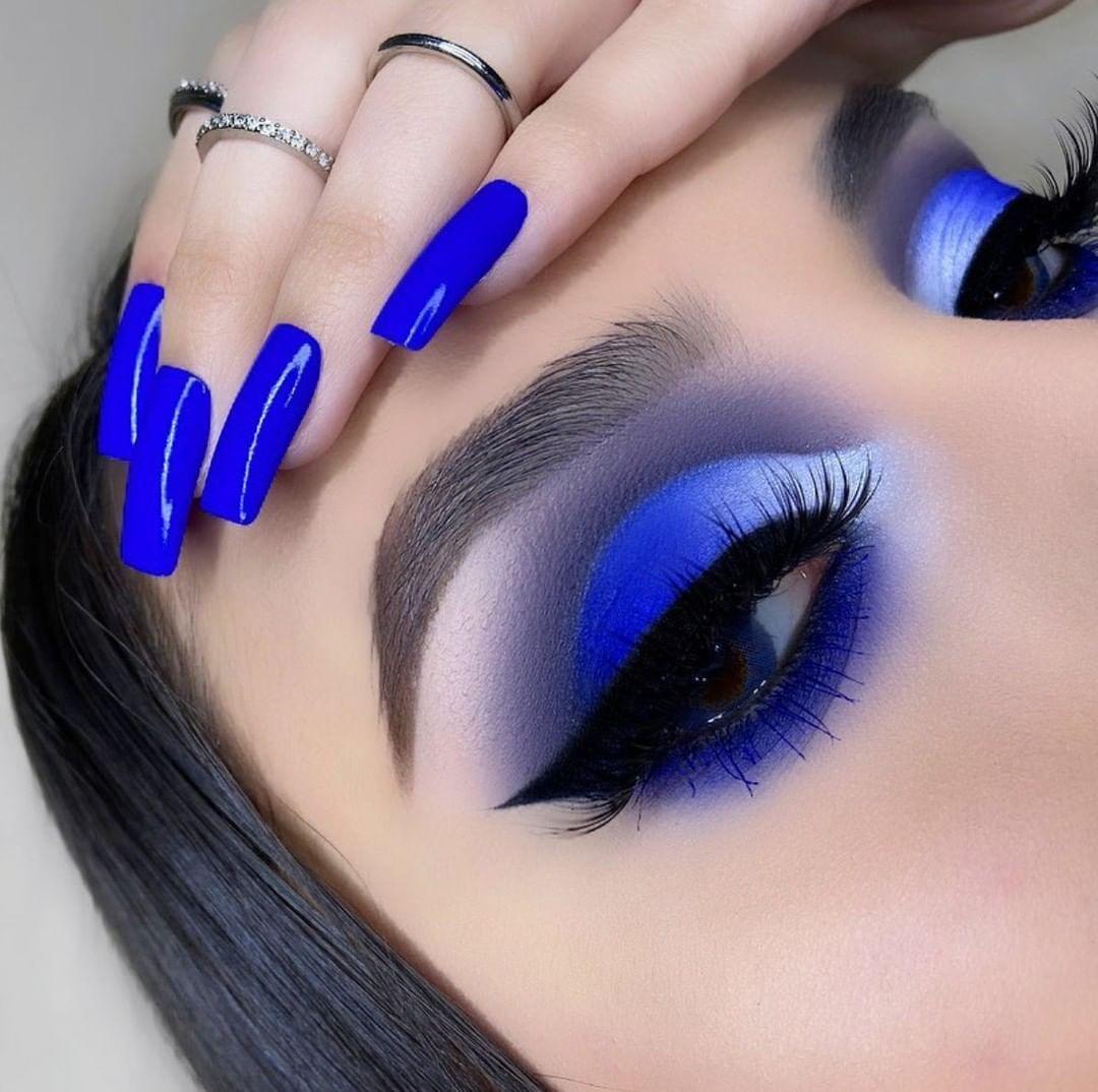 "Colourpop Christmas 2020 ColourPop Cosmetics on Instagram: ""🦋 into the blue 🦋 Featuring"