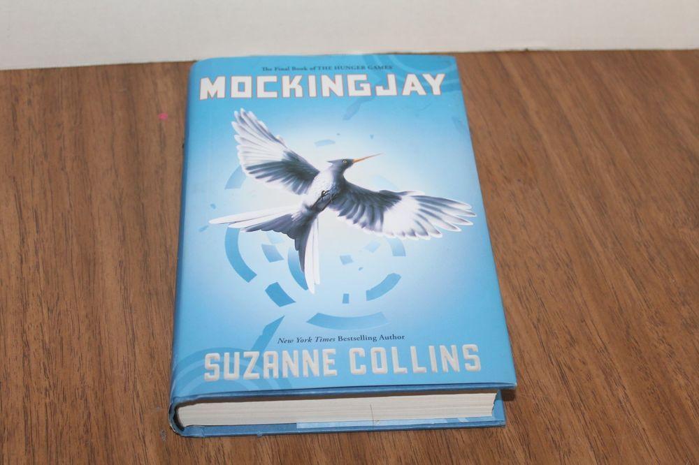 mockingjay book 3