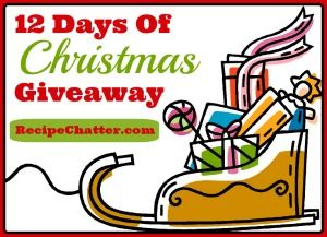 Announcing: 12 Days of Giveaways - Check every day for your chance to win amazing prizes!