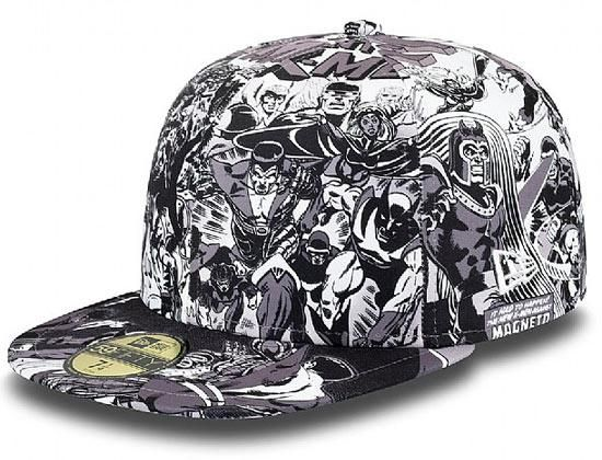 Xmenomic X-Men 59Fifty Fitted Baseball Cap MARVEL x NEW ERA  ce0fa159211