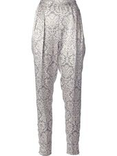 Coast+Weber+Ahaus - printed pattern trousers