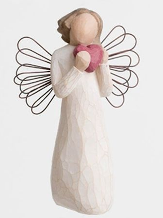Willow Tree Figurine Angel Of The Heart This Was My Very First