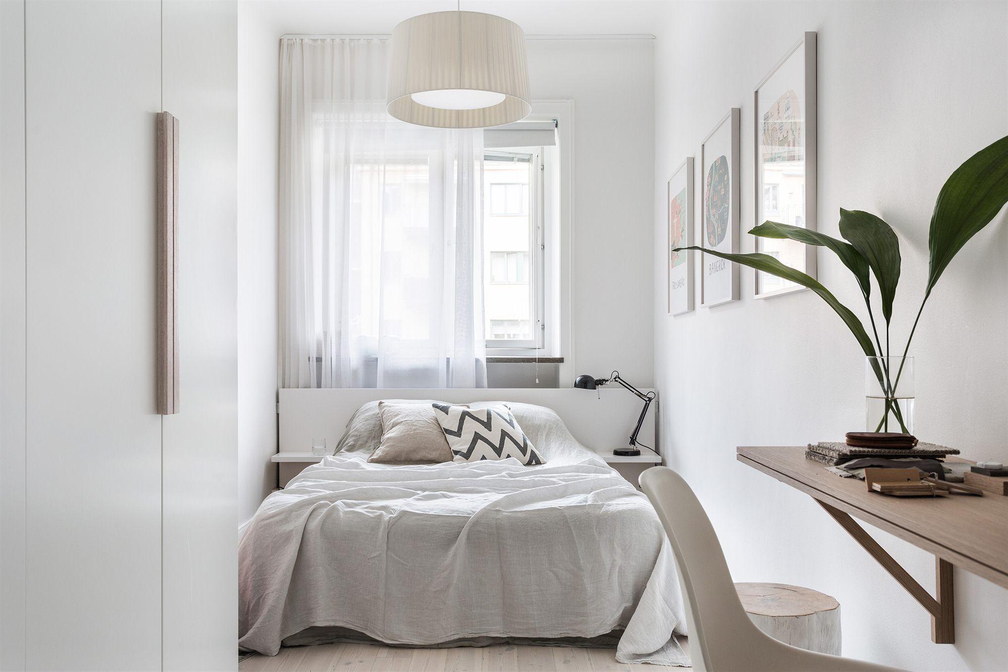 Un Petit Appartement Tout Blanc Petit Appartement