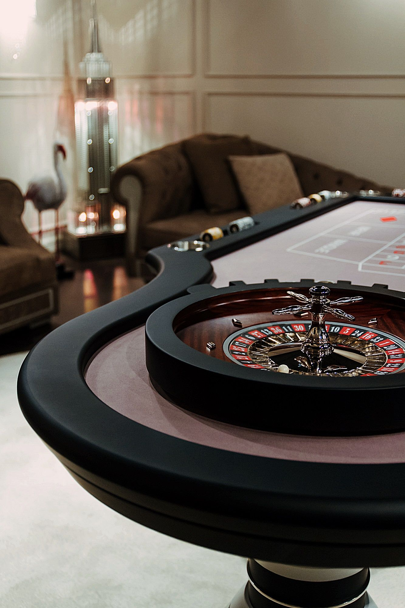 Home Roulette