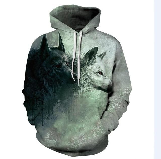 Brand 2018 Hoodie 3d Digital Printing Hoodies Men Fashion Tracksuit Male Sweatshirt Hoody Mens Purpose Tour Ideal Gift For All Occasions Hoodies & Sweatshirts