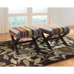 Ordinaire Accent Ottoman (2/CN) 2530113 By Ashley Furniture In Portland, OR