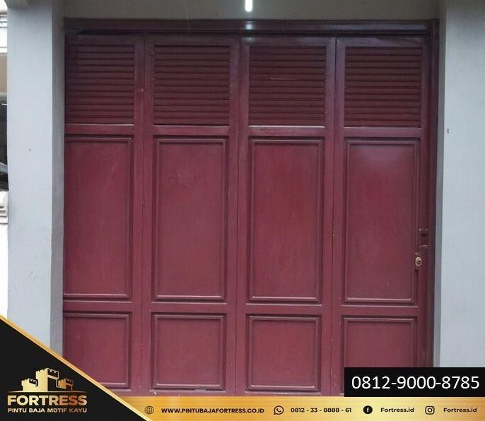 0812-9000-8785, Solo Minimalist Home Garage Door
