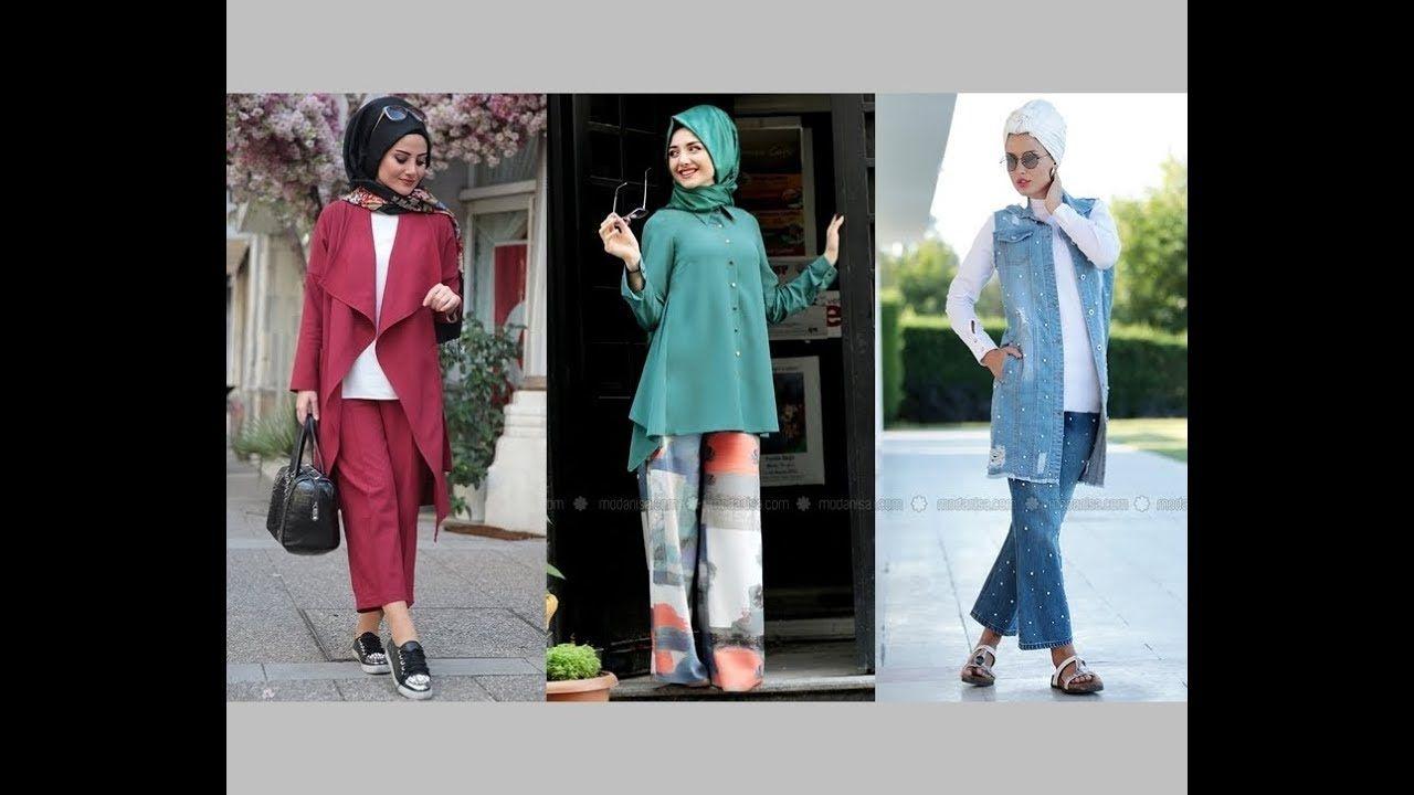 3c3349f2c5fa4 Tesettür Giyim 2018 Renk Trendleri #tesettür #moda | Tesettür | Moda ...