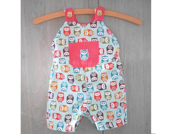 02c6c2fb0 Children Baby Romper sewing pattern Pdf BREEZY