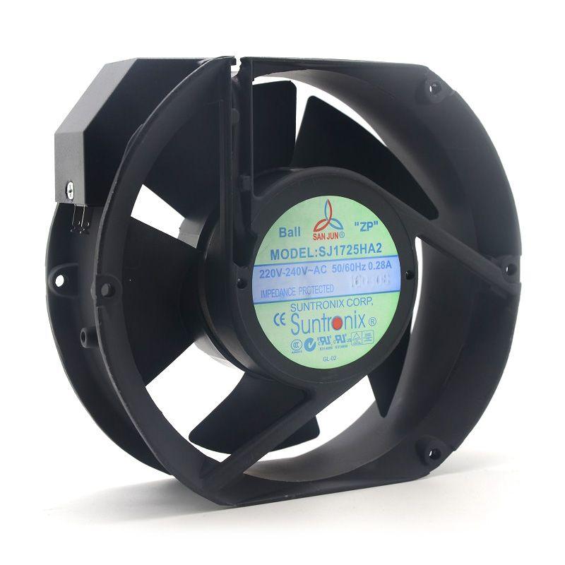 Sanju Sj1725ha2 220v 1751 17cm Axial Fan 172 150 51mm 2700 Rpm