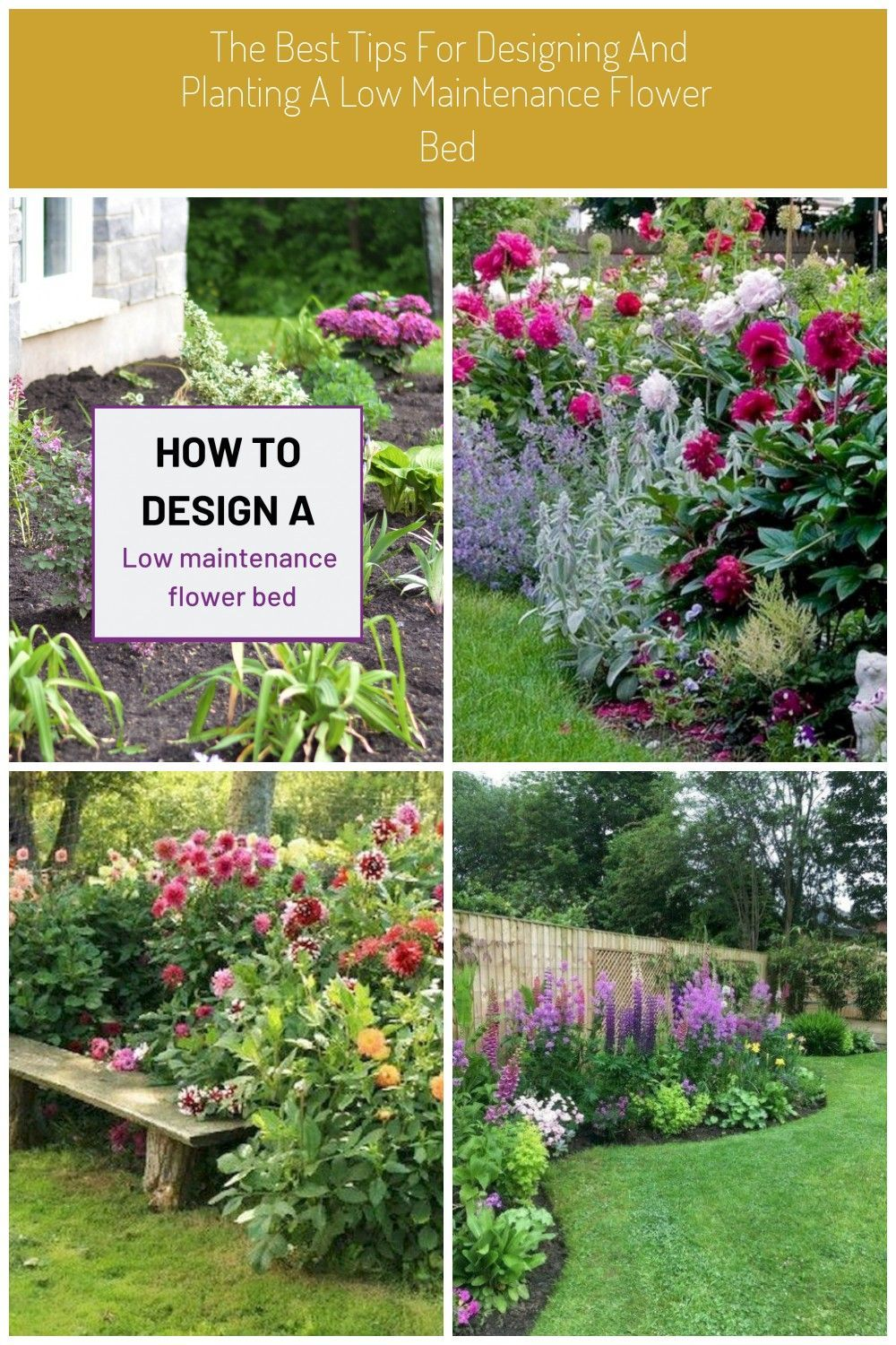 Are You Looking For Some Simple Garden Design Ideas To Create A